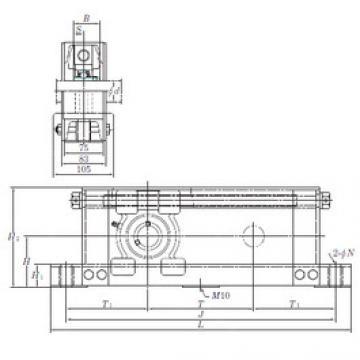 Rodamiento UCTU315-900 KOYO