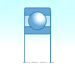 Rodamiento 16040 NTN-SNR