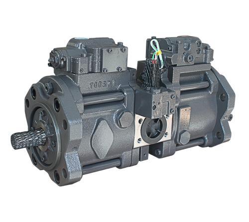 MFP100/3.8-2-0.75-10 Bomba hidráulica en stock